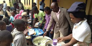 TOSF feeding programme vs COVID-19