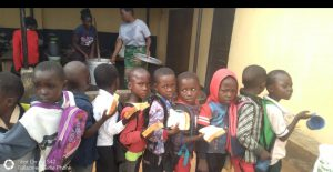 Feeding Children of TOSF