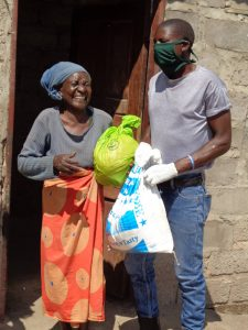TOSF donations beneficiary (Left)
