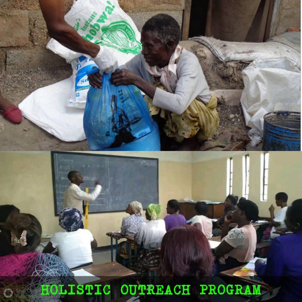 Holistic Outreach Program